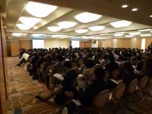 楽天新春カンファレンス2012 全体